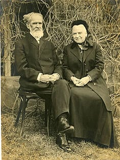 Dr & Mrs A.B. Simpson