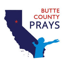 Butte County Prays with wording