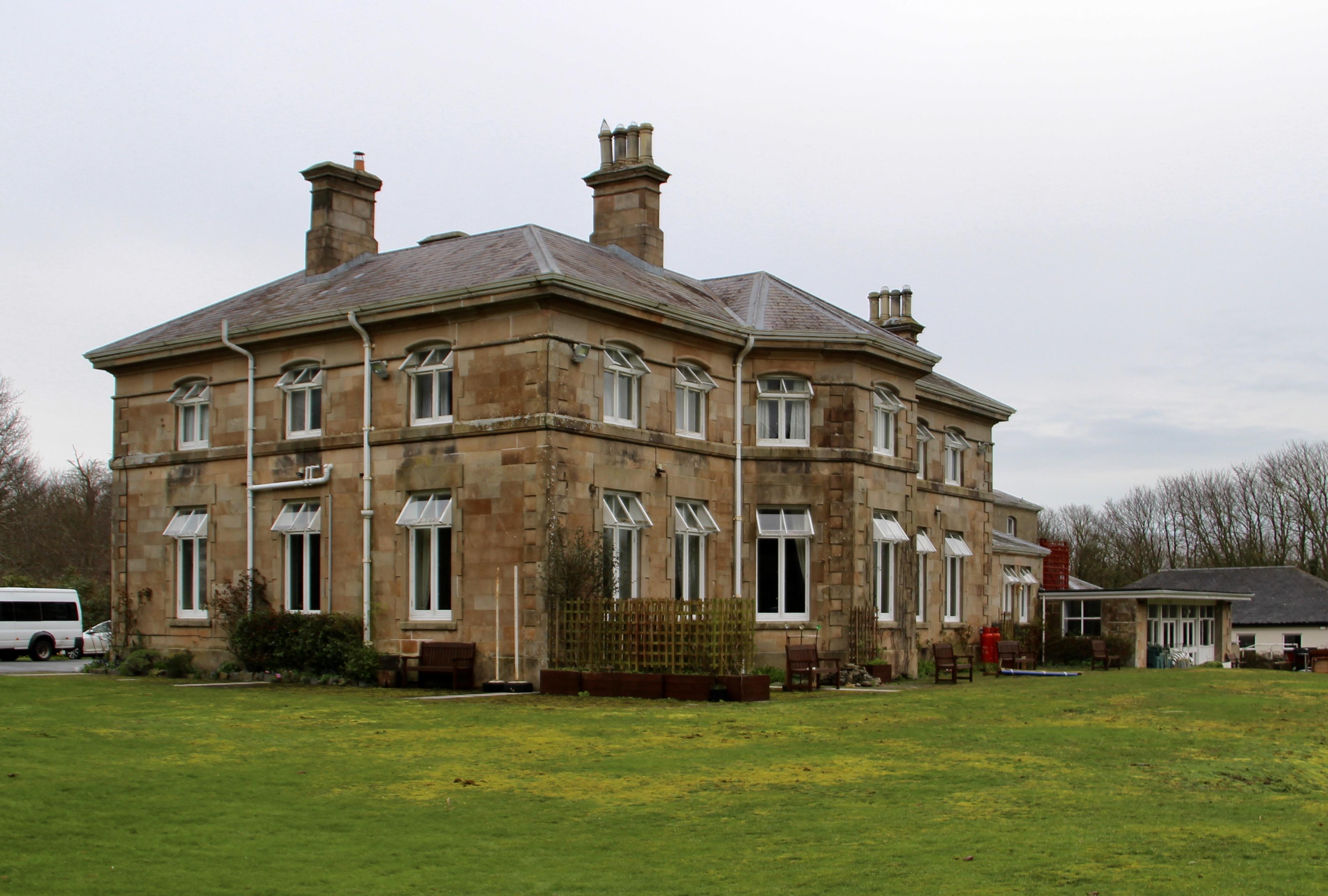 Murlough house