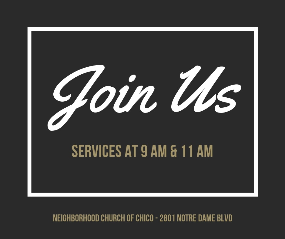 Neighborhood Church of Chico - 2801 Notre Dame Blvd-2