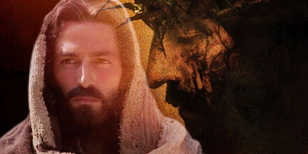 """Jesus in the """"Passion of Christ"""""""